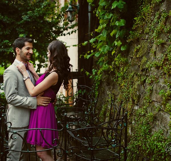 Raluca & Costin Sesiune foto Sighisoara