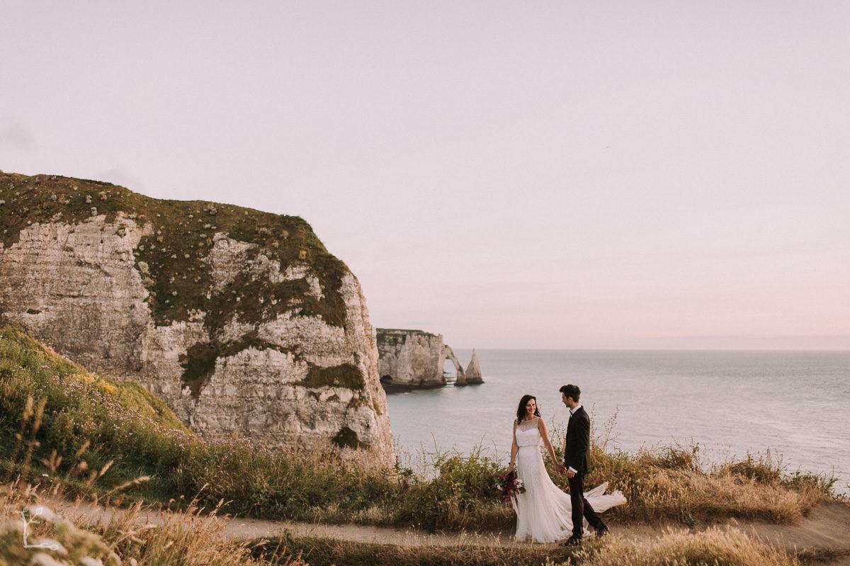 Nunta in Normandia